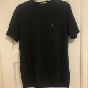 Huckberry Black Tee